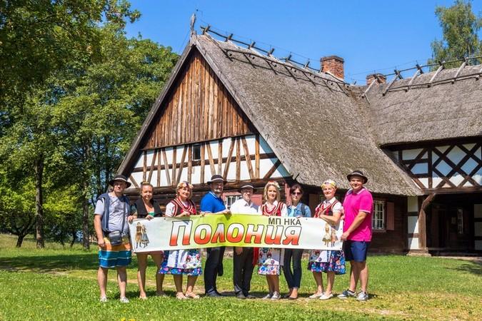 Экскурсия в музей народного строительства — этнографический парк в Ольштынке 28 июля
