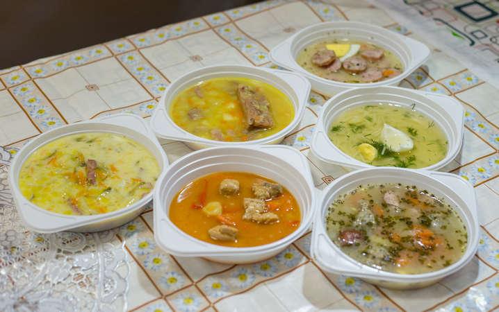 Кулинарный мастер-класс Польские супы