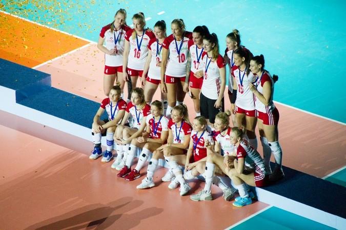 Волейбольный матч Россия-Польша 26 июля в Калининграде
