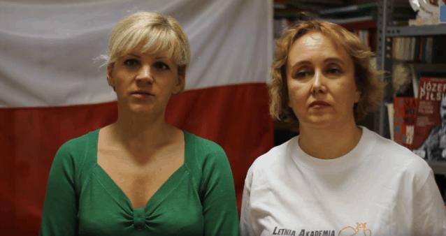 Приветствие автономии поляков «Полония» Калининград, Россия