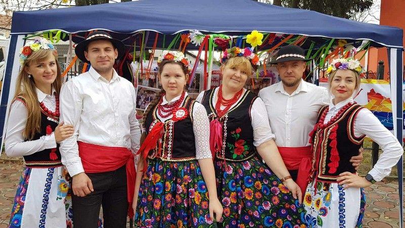Фестиваль национальных культур в Славске 26 октября