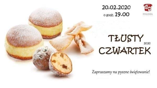 20 февраля — Жирный четверг / Tłusty Czwartek