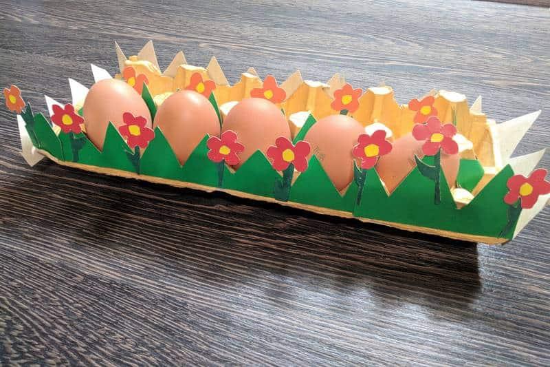 Мастер-класс по изготовлению пасхальной подставки для яиц