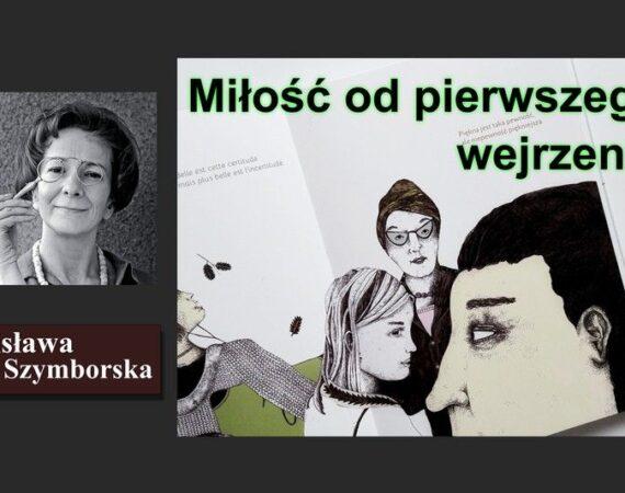 Вислава Шимборска «Любовь с первого взгляда»