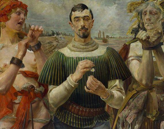 Яцек Мальчевский «Польский Гамлет. Портрет Александра Велопольского»
