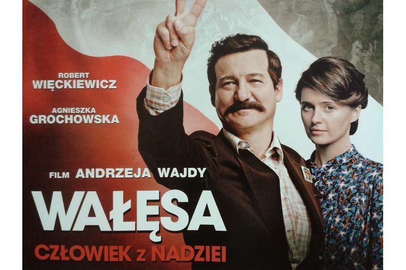 Анджей Вайда «Валенса. Человек из надежды»