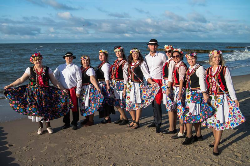 Форум национальных культур «Янтарный Калейдоскоп» в Зеленоградске