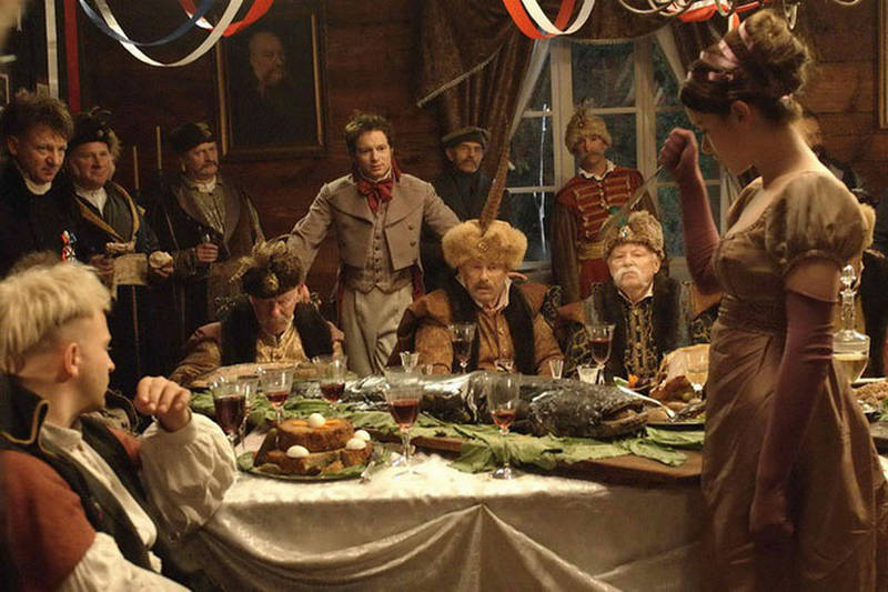 Викторина о кулинарных традициях в польской литературе