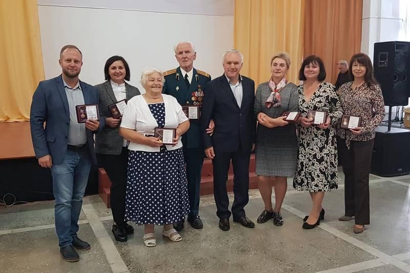 Награды Губернатора Калининградской области для активистов Автономии «Полония»