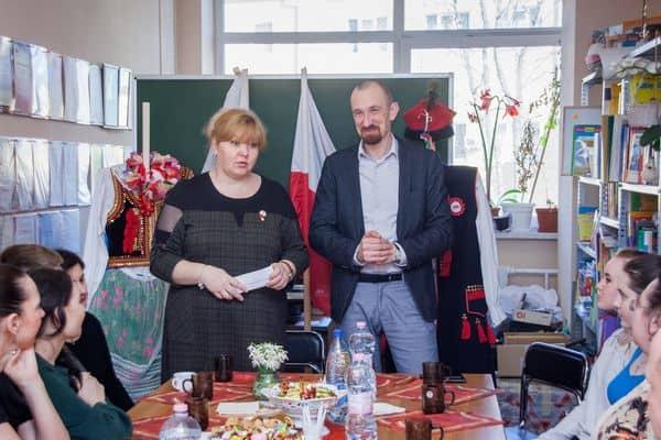Herbata z ciekawą osobą — Konsul RP w Kaliningradzie Pan Jarosław Strycharski