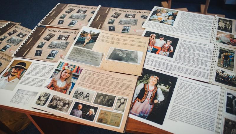 Конференция «История наших семей» и открытие фотовыставки
