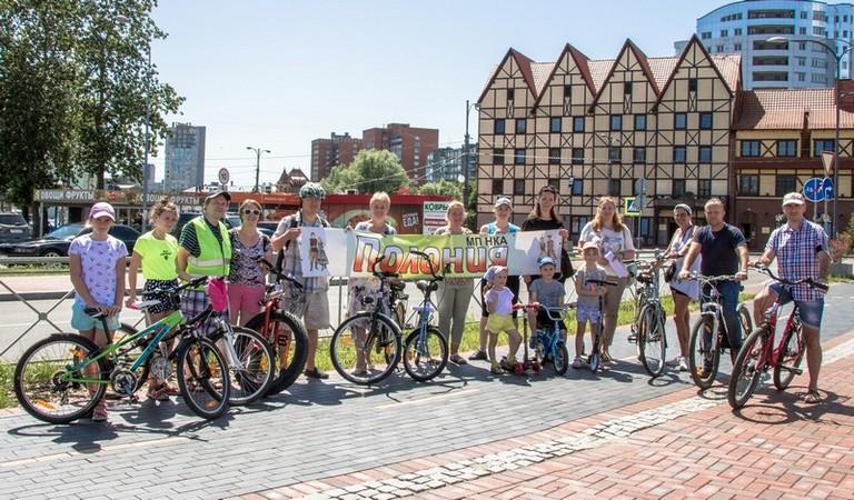 Семейный марафон «Лето с велосипедом» с викториной