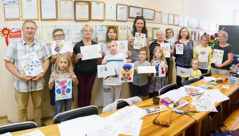 Творческий мастер-класс «Польский фольклор: народные мотивы и декор»