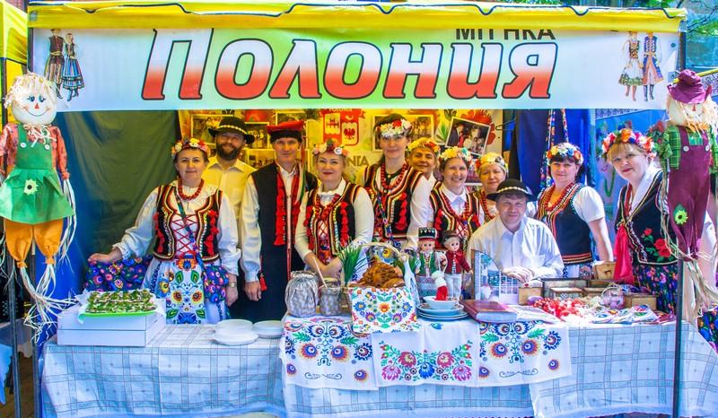 Открытие летнего сезона в Зеленоградске 1 июня