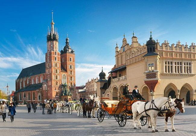 Викторина «Знакомьтесь, Польша!» 2 этап